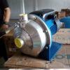 ปั๊มน้ำสแตนเลส LOWARA : CEA70/3-V/A