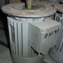 มอเตอร์ ไฟฟ้า Mez-2HP (หน้าแปลน)