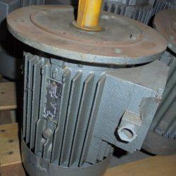 มอเตอร์ ไฟฟ้า Mez-3HP (หน้าแปลน)
