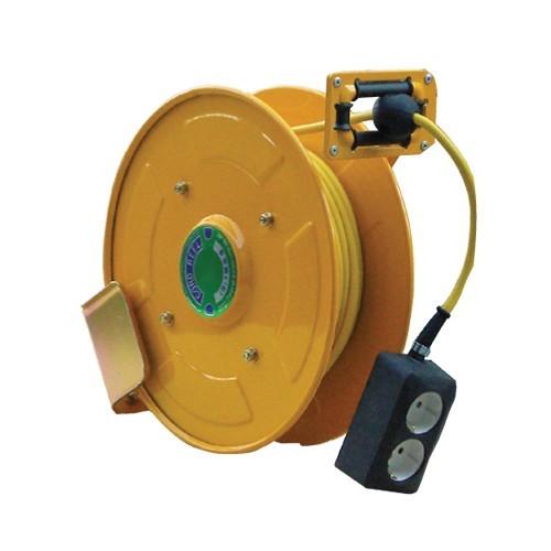 โรลเก็บสายไฟ อัตโนมัติ Twister รุ่น N-TYPE (พร้อมสายไฟ 15M)