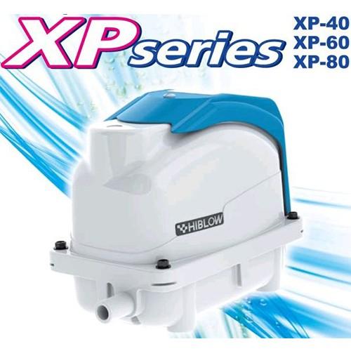 ปั้มลม HIBLOW (ไฮโบว์) รุ่น XP80
