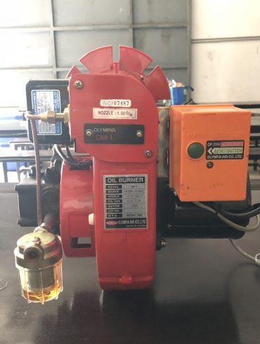 เครื่องพ่นไฟ โอลิมเปีย (OLYMPIA) LIGHT OIL BURNER รุ่น OM-1P