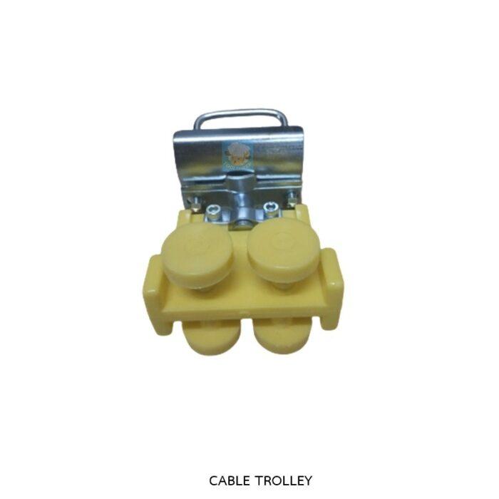 ลูกล้อจับสายไฟ,CABLE TROLLEY,REX
